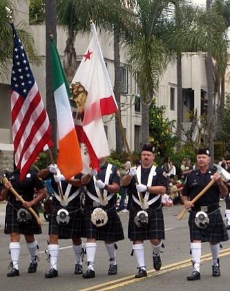 St. Patrick's Day San Diego 2011