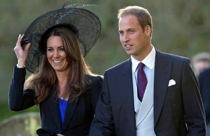 Royal Wedding Prince William and Kate Middleton