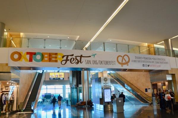 San Diego Airport Oktoberfest